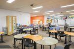 Classroom in the Murrung Unit