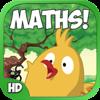 App Logo of Maths with Springbird